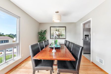 Daly City Serramonte Home for Sale - Dining Room